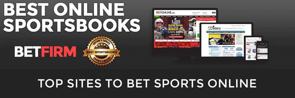 Reviews of The Best Sportsbook Websites & Top Bonus Offers