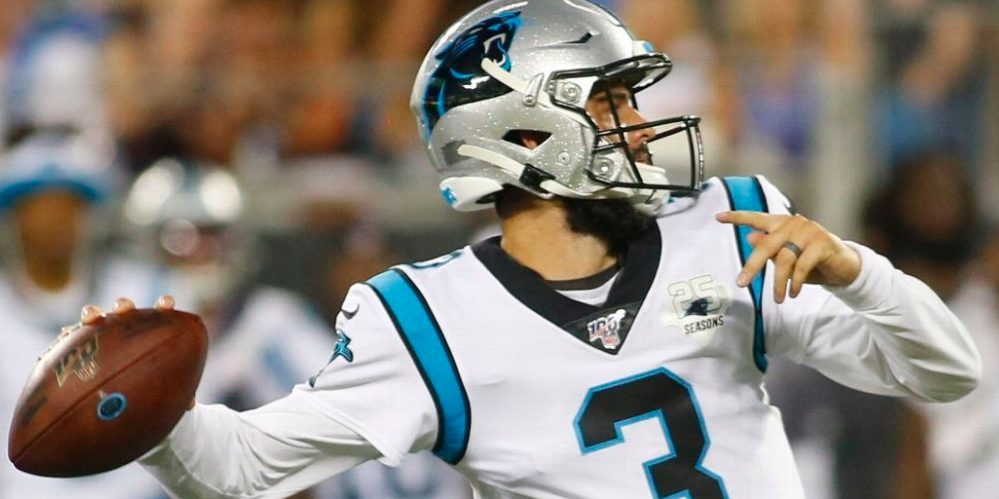 colts panthers betting line